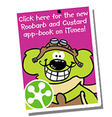 Download the new Roobarb cartoon app-book / e-book from iTunes!