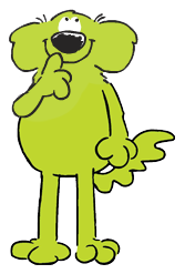 Click to learn more about Roobarb the cartoon dog