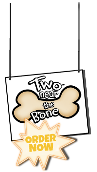 Buy Our Roobard & Custard Dog Food From TwoNeartheBone.com